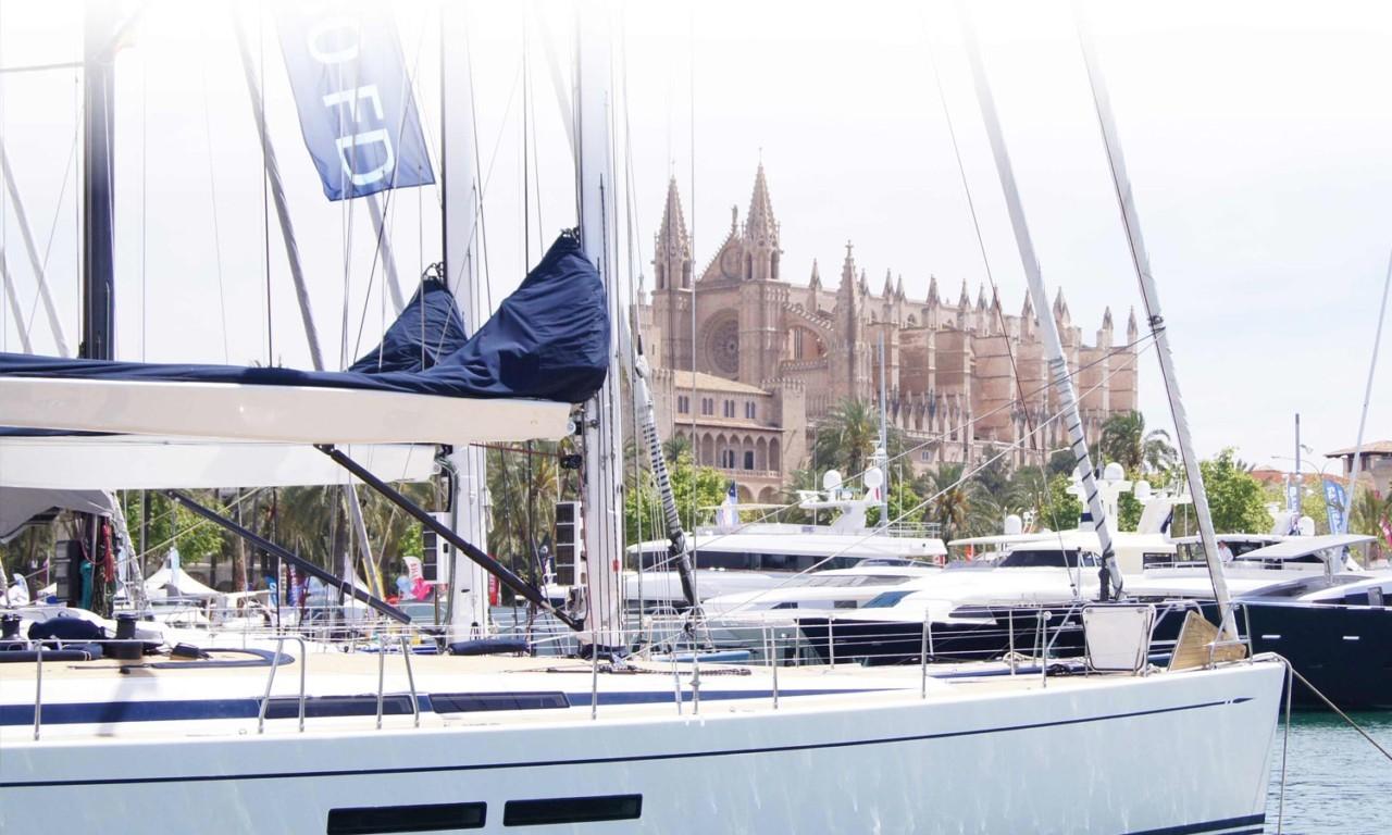boat show nakar hotel palma