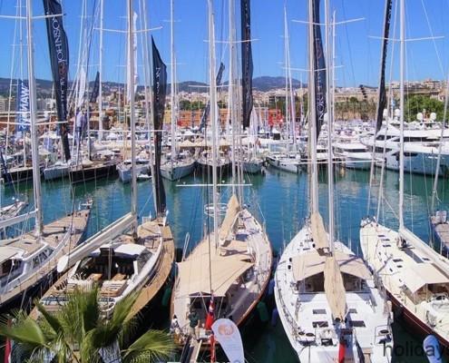 boat show nakar palma hotel