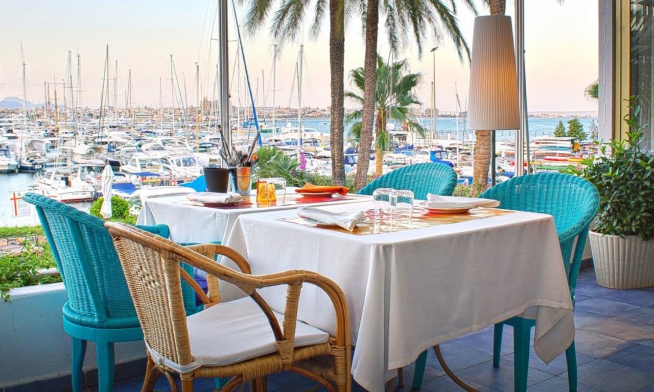 mediterranean restaurants taronja negre mar palma nakar hotel