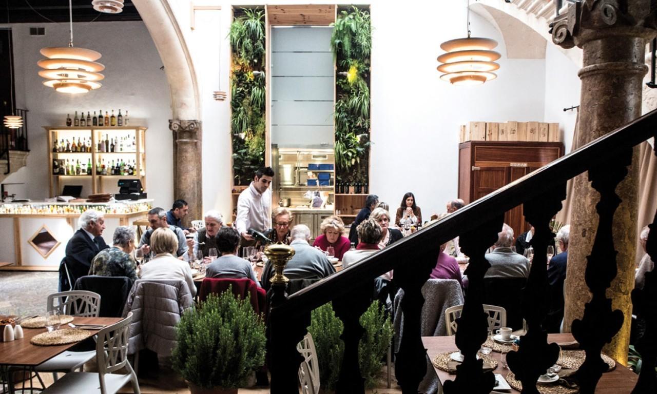 best majorcan restaurants aromata nakar hotel palma