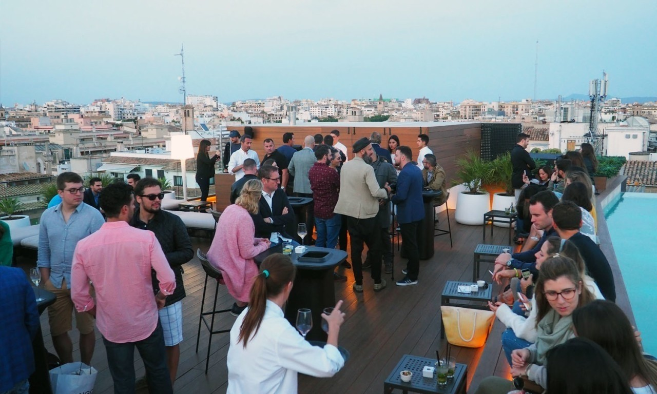 best rooftop terraza palma nakar hotel mallorca
