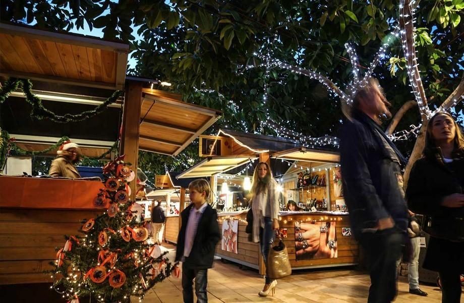 Nakar Hotel Portals Christmas Market