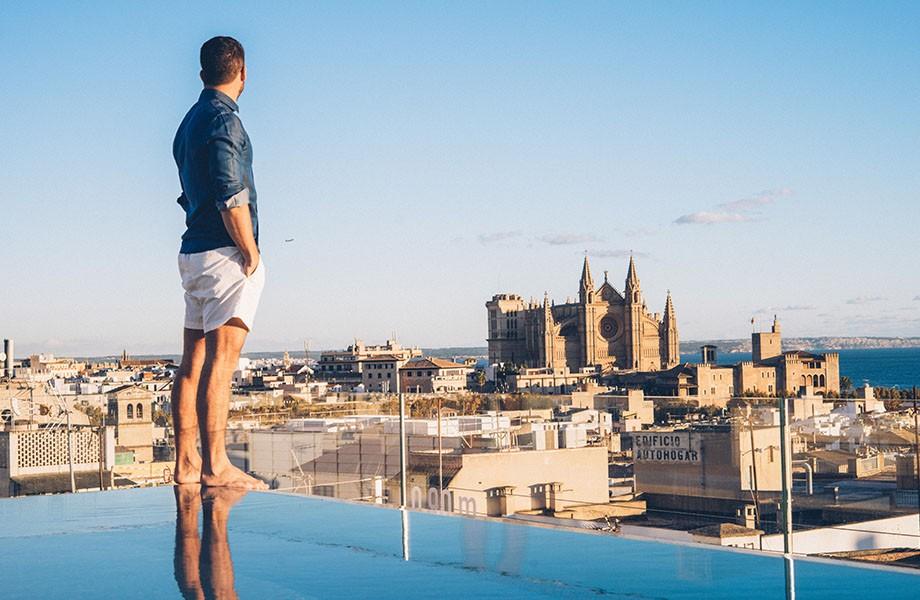 Nakar Hotel Rooftop palma summer 2020 postpone holidays